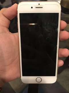 Iphone 6 S (second with minus)