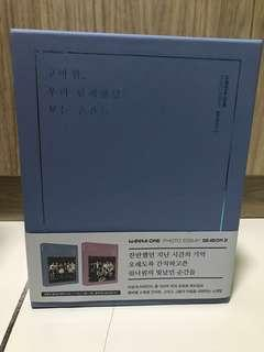Wanna One Photoessay Memory Book