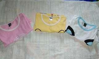 Atasan/pakaian/Baju anak aruchi