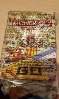 日本 麥當勞 大富翁