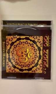 OM CD Steven Halpern
