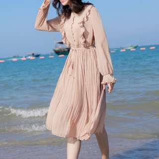 [熱賣] 韓版連身裙F