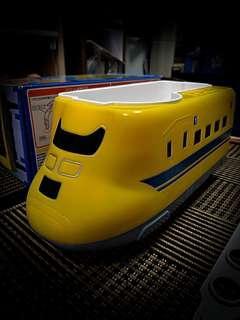 日本麥當勞JR兒童汽車配件 薯條汽水盛品藍