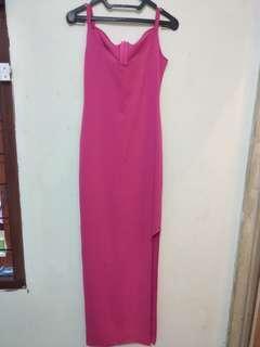 Dress Pink Scuba