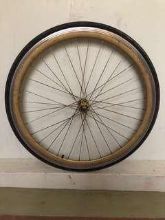 Fixie Full Front Wheelset