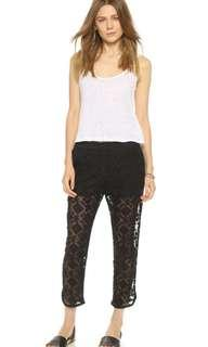 Club Monaco lace pants
