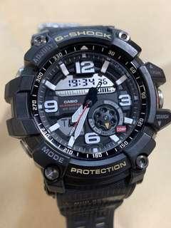 中古 二手 G-Shock Mudmaster GG-1000-1A 小泥王 防泥 防塵 指南針 溫度計
