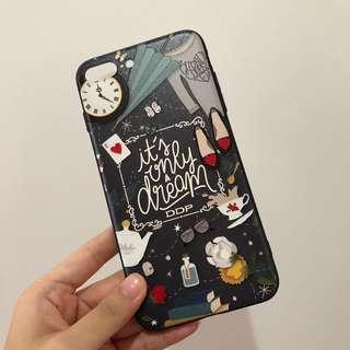 iphone 7 plus / 8 plus cinderella hardcase