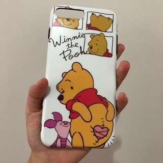 iphone 7 plus / 8 plus winnie the pooh softcase