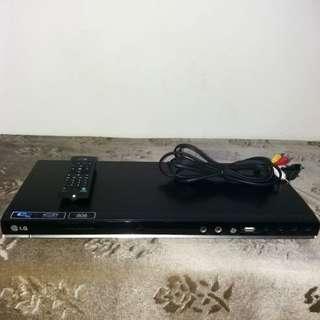 DVD Player LG karaoke dan USB