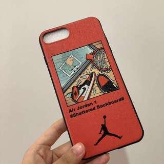 iphone 7 plus / 8 plus air jordan case