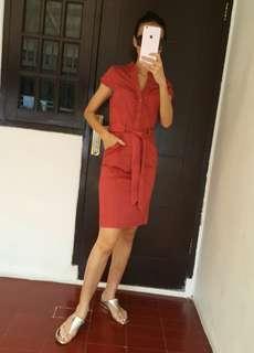 Dress Casual / Dress Murah / Dress Kantor / Dress Kuliah / Dress Remaja