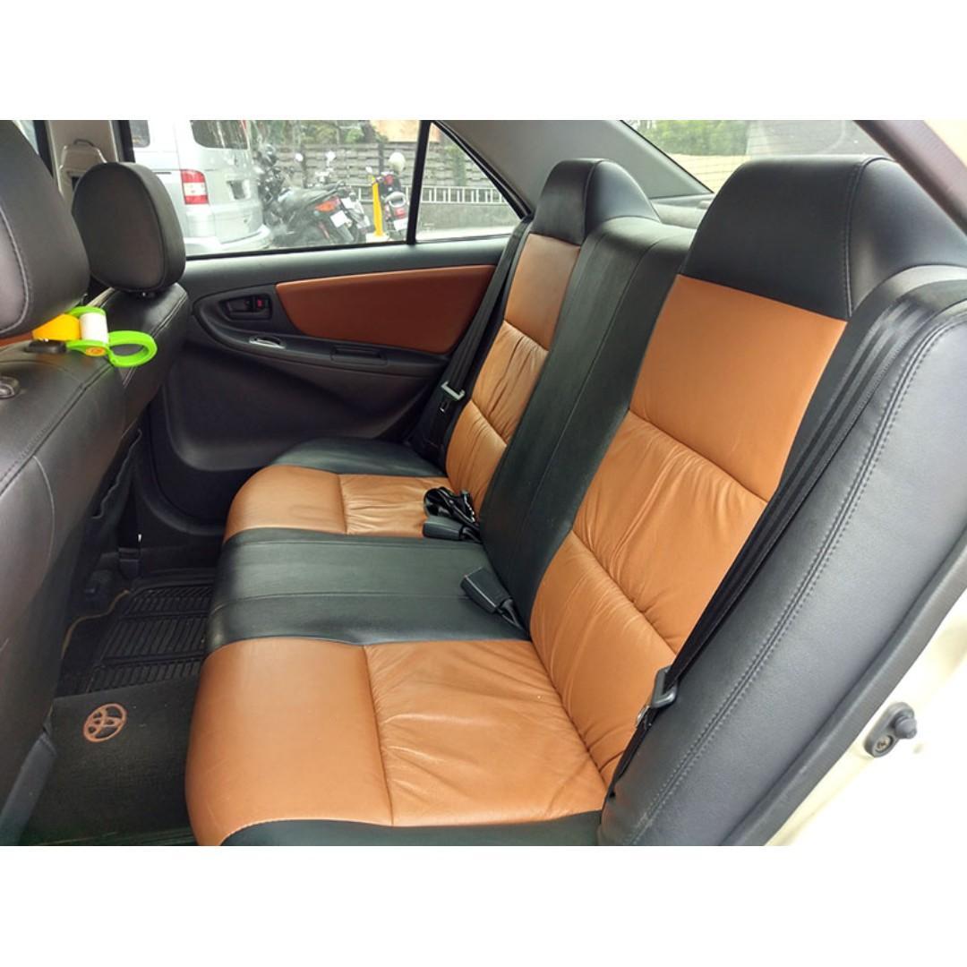 2003年Toyota Vios 1.5 棕『阿賢精選車坊』賞車專線:0908169110