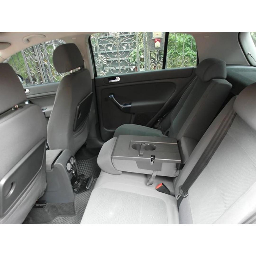 2006 GOLF PLUS 2.0😍一手女用車 / 家庭實用車首選