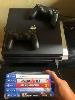 Playstation 4 pro 1b