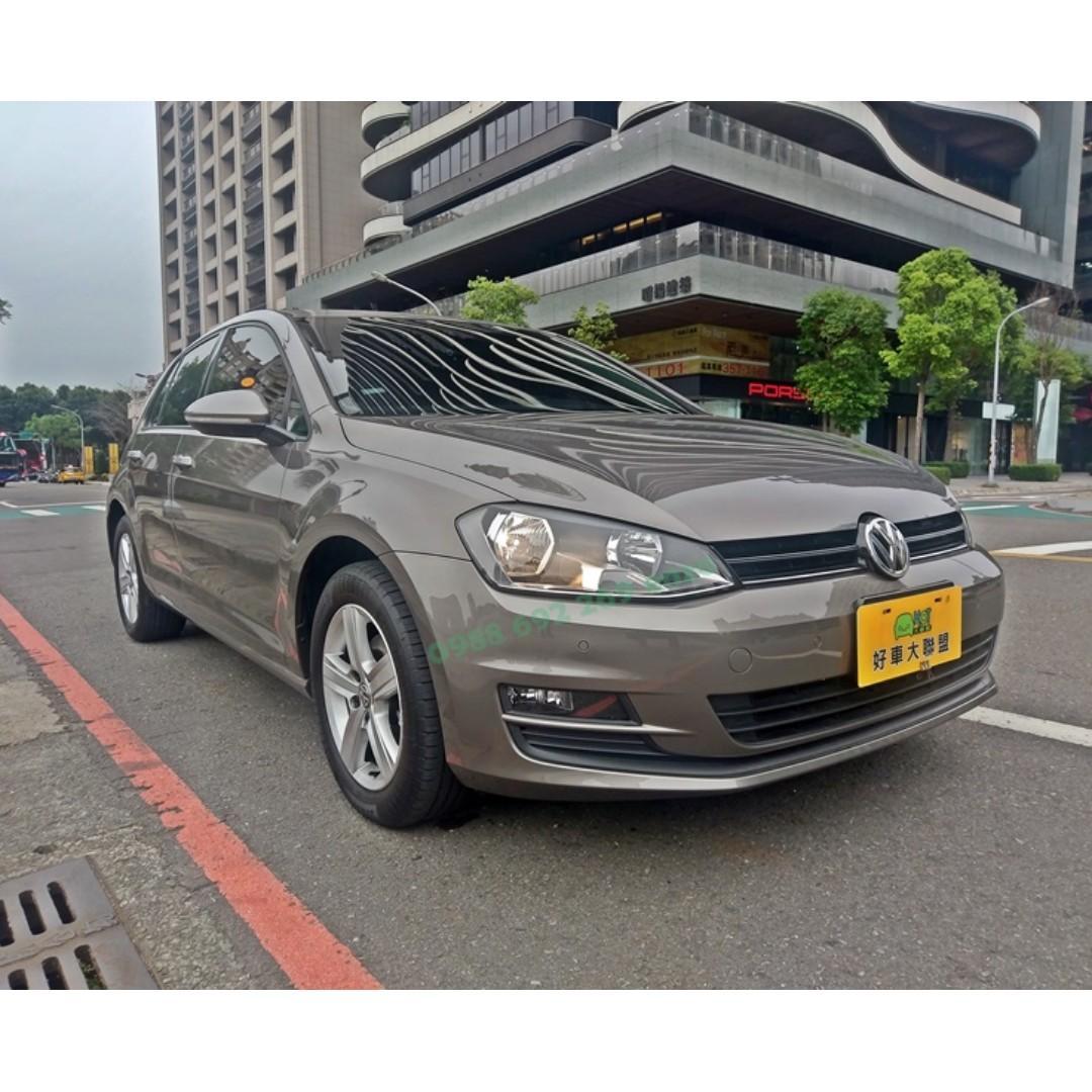 2016 VW GOLF 1.2