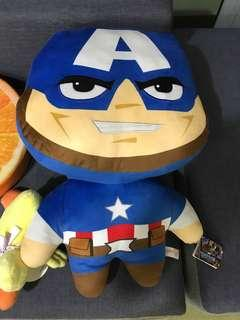 🚚 Captain America