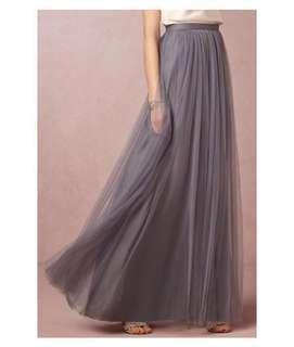 BHLDN Louise Tulle Skirt (Jenny Yoo)