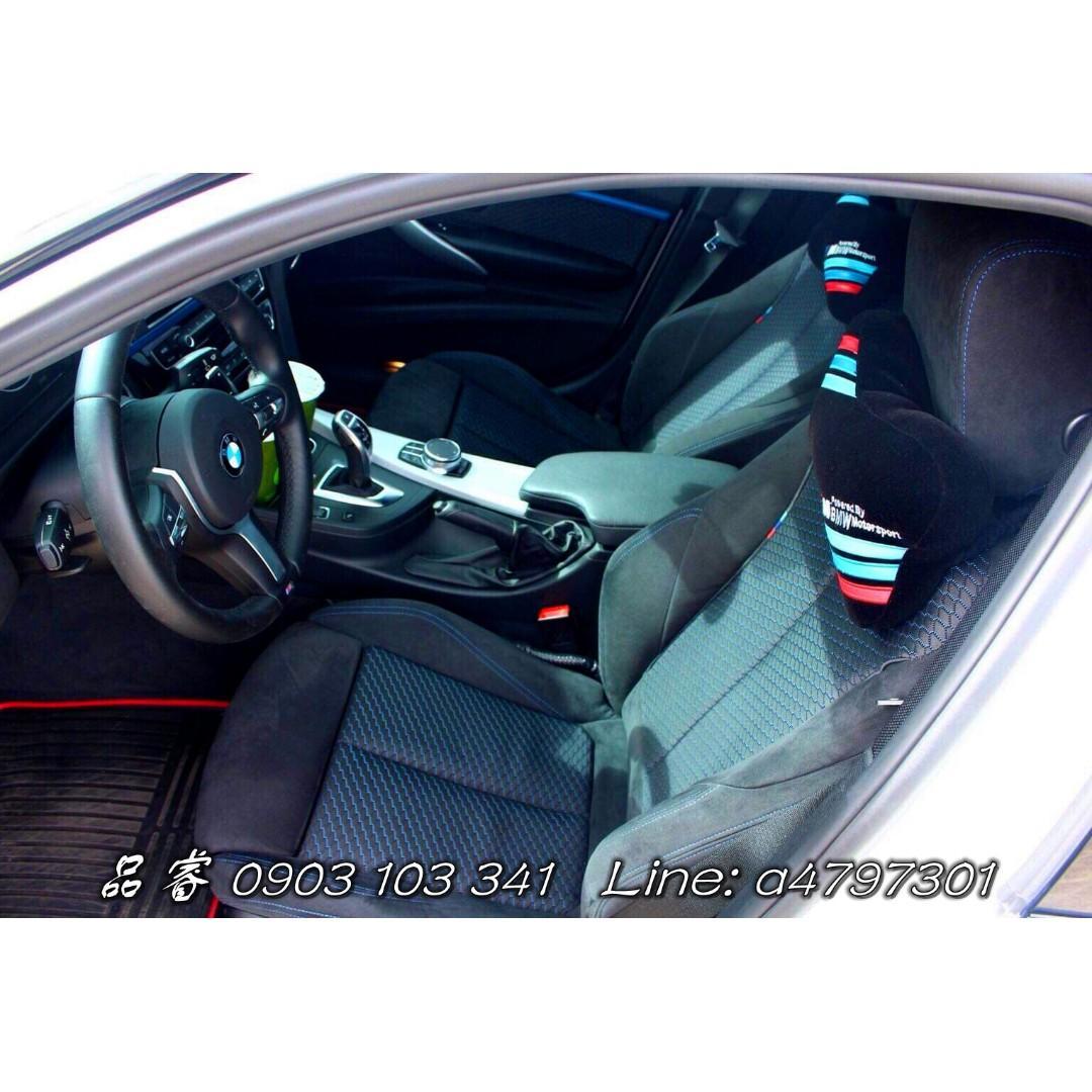 2017 BMW 3-Series Sedan 320i M Sport 總代理