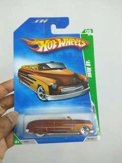 49' Merc hot wheels