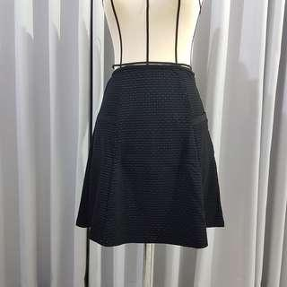 LEAF Black Skirt