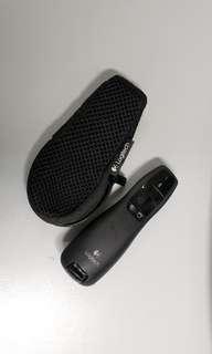 Logitech R400 Wireless Presenter Laser Pointer 無線簡報器