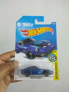 DATSUN lot failady Z, 240z, 2000 hot wheels