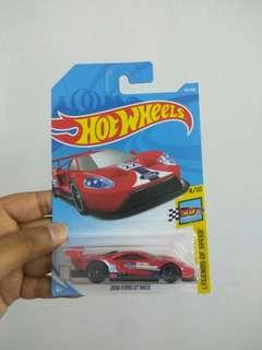 Ford GT Race Hot wheels