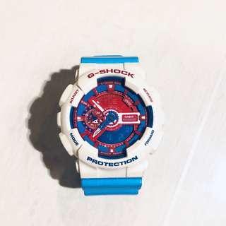 Casio G-Shock GA-110AC 7A Doraemon Colour