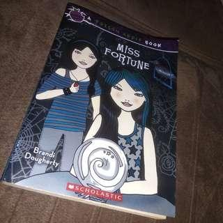 Miss Fortune, A Poison Apple Book by Brandi Dougherty