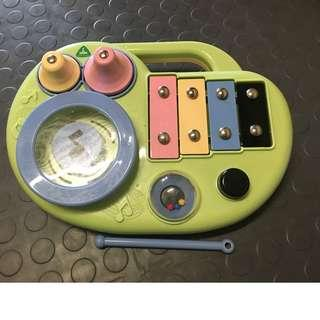 RARE HARD TO FIND ELC musical board