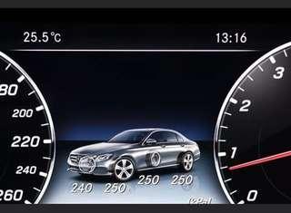 Mercedes original tyer pressure TPMS