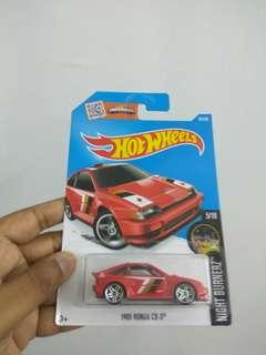Lot honda nsx civic city turbo crx hot wheels