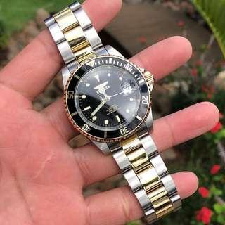 """[BNIB] Invicta """" Rolex Submariner Homage """" Professional Pro Diver 200M 8927OB Men's Watch"""