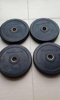 Weight Plates 5kg