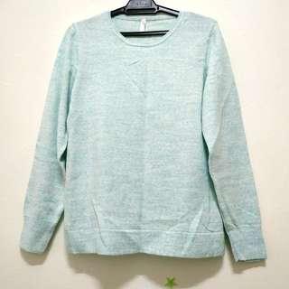 Turqoise Sweatshirt