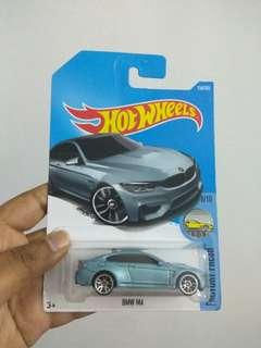 Lot BMW hot wheels M4 2002 Z4