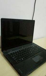 Laptop Compaq Presario c700 Notebook PC