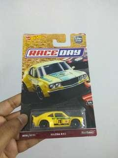 Rx3 car culture hot wheels