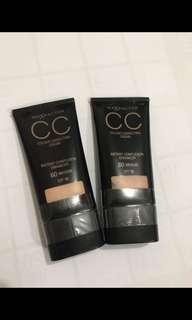 Max Factor CC Cream全新正貨 原價$128