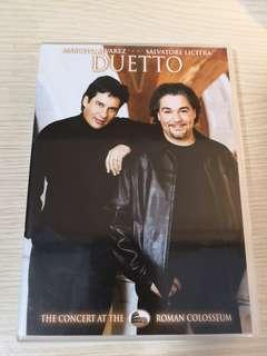 DUETTO live in Rome, Italy (DVD)