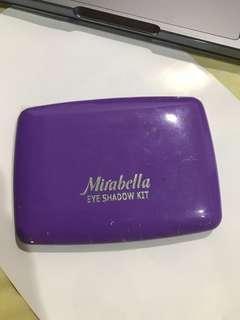 Mirabella Eyeshadow Palette