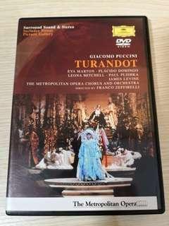TURANDOT (Original DVD, made in EU)