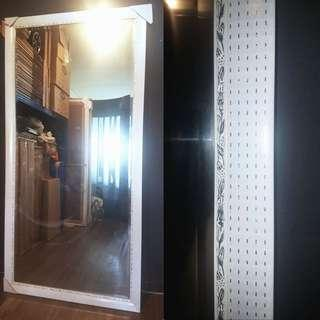 Wall Display Mirror