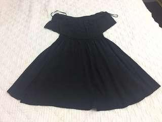 Cotton On Black Tube Dress