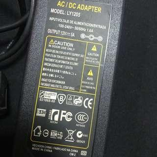 AC/DC Adapter 12V