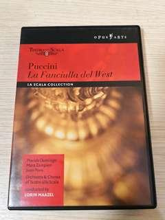 La Fanciulla del West (by Puccini)