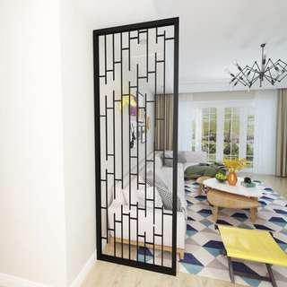 Customize Iron Art partition, divider, screen