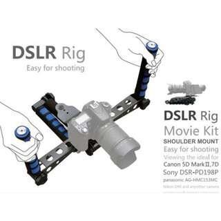 Foldable DSLR & Mirrorless Movie Kit