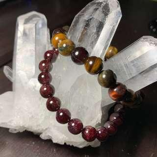 天然水晶 Crystal Bracelet